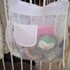 シンプルで吊り下げられる小物収納袋:愛犬のおもちゃ入れ