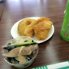 沖縄の家庭の味 サンマ刺身とまるこめ酢