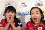 「卓球」平野美宇選手がアジアチャンピオンシップで丁寧を倒す!!!