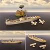 ちょっとはしゃいだ番外編:水上機母艦「デダロ」改め遊覧飛行母船「アドリア海の真珠」号