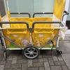 保育園・幼稚園 避難車修理いたします。
