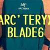 ARC'TERYX(アークテリクス) BLADE6(ブレード6)を通勤バッグに採用してみた