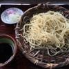 蕎麦名人の最後のお弟子さんの店。足利市「蕎遊庵」で蕎麦パラダイス