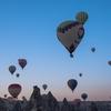 トルコ女子旅③~カッパドキアの気球と洞窟ホテルに感動!~