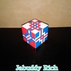 ルービックキューブ 模様の世界 Rubik's cubepatterns