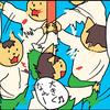 【子育て漫画】幼児と太る月の魔法