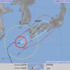 台風18号 明日から明後日にかけて本州に最接近 大雨や暴風に注意