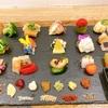 【AWOM】アウーム🍣四条烏丸の美しい✨手織り寿司✨