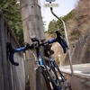 自転車峠再び:堀越峠から亀岡市〜高槻市