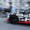 ● アウディの新型電動SUV、概要を一部明らかに。ドアミラーカメラをオプションで設定