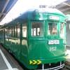 【阪堺電車】90年を超えて走る路面電車がある?阪堺電車モ161形に乗車!