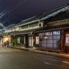 伊賀上野・灯りの城下町