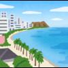 2016年 家族で初めてハワイに行ったことを振り返る。①