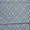 着物生地(130)幾何学模様織り出し西陣伝承紬