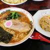 【食事】 むじゃき食堂@水戸 味噌ラーメン&チャーハン