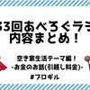 【空き家生活 テーマ編】 お金のお話!『第33回あべろぐラジオ』内容まとめてみたよ!