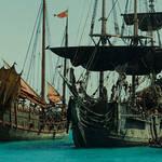 【パイレーツ・オブ・カリビアン】登場の船の名前20隻一覧|最強の船、最速の船はどれか