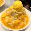 暑い台湾では「マンゴーかき氷」は食べないとでしょ!?@台北