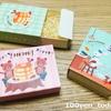 【ダイソー】プチギフトに最適!『パンケーキ』をモチーフにした、かわいい紙箱セット。
