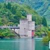 うなづき湖(富山県黒部)