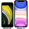 iPhone11 半年レビュー!と、iPhoneSEを比較してみた。