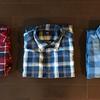 ユニクロのネルシャツ・チェックシャツ 代表的3つのコーデ