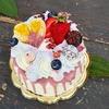 オーダーヴィーガンケーキ*