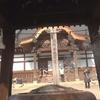 冬のF6散歩:深大寺へプチツー 5 本堂・山門