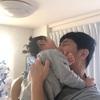 抱っこ三昧(3歳3ヶ月)