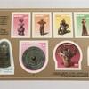 特殊切手「国宝シリーズ 第一集 考古資料」