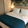 デュッセルドルフのホテル紹介:Holiday Inn Düsseldorf City Toulouser All. ※デュッセルドルフ国際空港まで乗り換え無しで行けます。