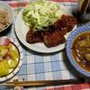 幸運な病のレシピ( 2433 )夜:ブロック肉から激厚トンカツ
