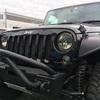 Jeep ラングラー リアモニター取付