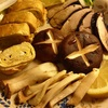 ✴︎出汁巻き卵(覚書き)、焼き茸、大豆とひじきと根菜煮付け、根菜が溶けた味噌汁
