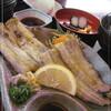 ●磐田ツア^ーvol.2「浜名湖うなぎ処勝美」の白焼き定食