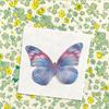 蝶々のヘアアクセサリーの作り方♪