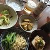7/11-7/18 夏、うなぎ、タイ料理