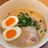 【ラーメン探訪記】麺屋さ近:味玉鶏豚ラーメン