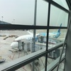 【中国南方航空】広州空港から羽田空港  ボーイング787-9はeconomyクラスでも快適です。