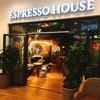 ヘルシンキの北欧系カフェ 『ESPRESSO HOUSE』。このデカさ・・
