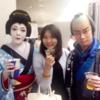六本木歌舞伎は役者さんと一緒に写真撮れちゃう!