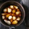 サトイモの煮っ転がし。