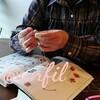レッスンレポート)10/27 本川町教室 イーネオヤにトゥーオヤ、細い糸が大好きです