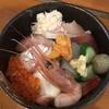 美方郡香美町香住にある三七十鮨の海鮮丼が美味しすぎました