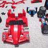 LEGOレゴ8652エンツォフェラーリ組立レビュー後編