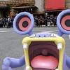 神田祭で張り切るドゴーム!【ポケモンGOAR写真ほか】Googleマップも張り切る