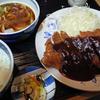名古屋で味噌カツを食べる