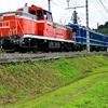 東武鬼怒川線 DE10+客車の試運転を撮影して来ました