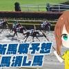 2020/1/18関西新馬戦予想【新馬戦予想ブログ】