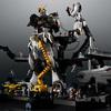 【逆シャア】METAL STRUCTURE 解体匠機『ロンド・ベル エンジニアズ』1/60 νガンダム専用オプションパーツ【バンダイ】より2021年2月発売予定♪